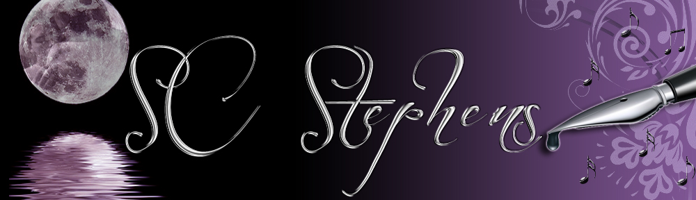 Official Website of Author SC Stephens